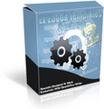 Thumbnail EZ Ebook Templates Package 2