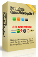 Thumbnail Premium Custom Made Graphics