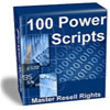 Thumbnail 114 Power Scripts All with Resell rights Mega Package!