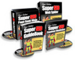 Thumbnail Super SEO Guide Book, web spider, content maximizer Softwares with MRR