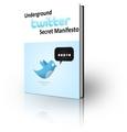 Thumbnail Underground Twitter Secret Manifesto