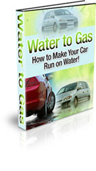 Thumbnail Water To Gas - How To Make Your Car Run on Water