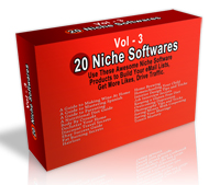 Pay for 20 Niche Sofwares Volume 3