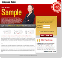 Pay for 5 Landing pages