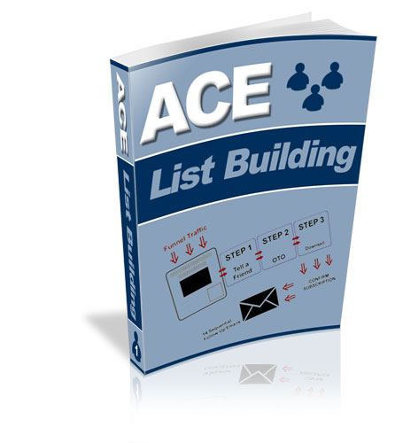 Pay for Ace List Building