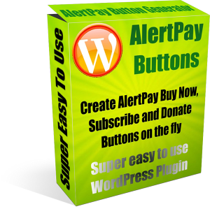 Pay for AlertPay Buttons Plugin