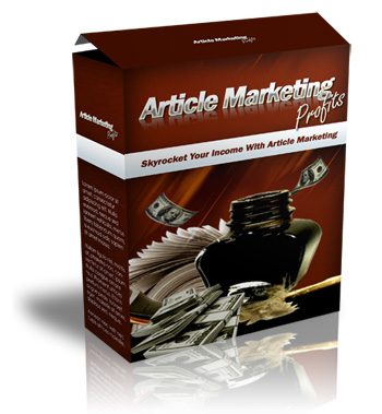 Pay for Article Marketing Profits - Ebook + Audio + Video