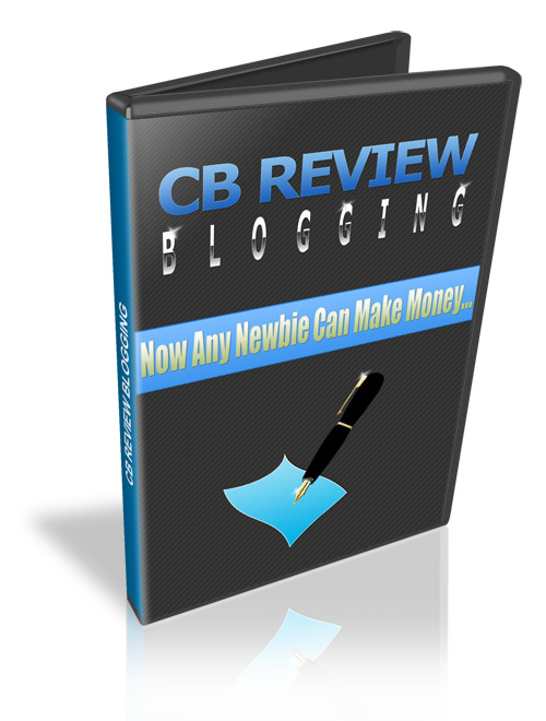 Pay for CB Review Blogging - Seven Video Series