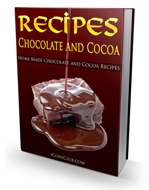 Pay for Chocolate and Cocoa Recipes  Ebook