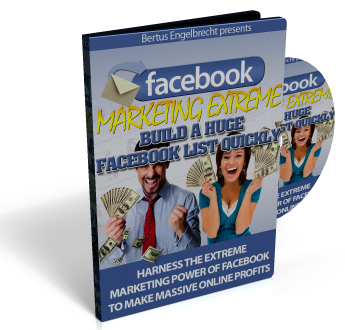 Pay for Facebook Marketing Extreme - Ebook & Video
