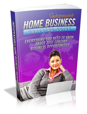 Pay for Home Business Training Guide - Ebook