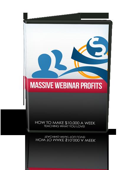 Pay for Massive Webinar Profits