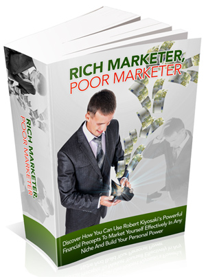 Pay for Rich Marketer, Poor Marketer