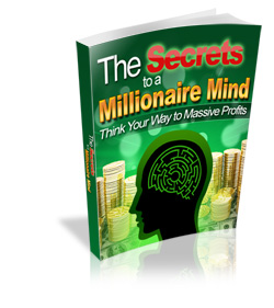 Pay for Secrets to a Millionaire Mind