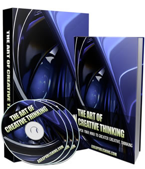 Pay for The Art of Creative Thinking - Audio Book
