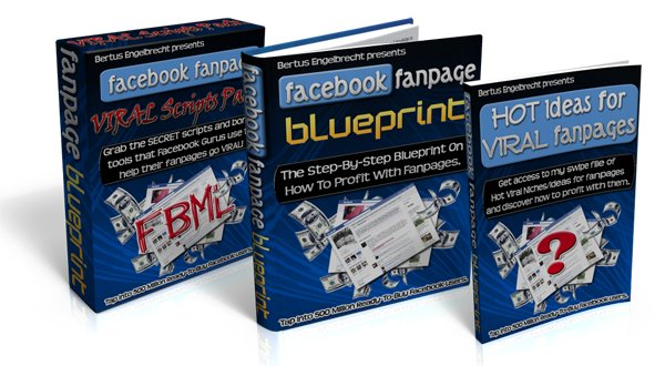 Pay for Facebook Fanpage Blueprint - Ebook + Viral Scripts Pack