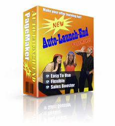 Pay for Auto Launch End Page Maker