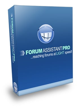 Pay for **New! Forum Assistant  Pro - Reaching Forums at Lightning Speed! MRR