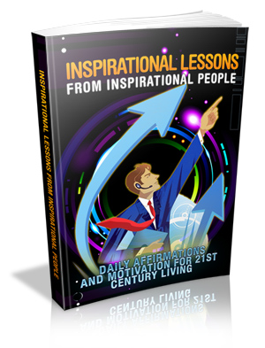 Pay for Inspirational Lessons From Inspirational People - Ebook