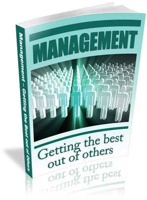 Pay for Management: Getting the Best out of Others