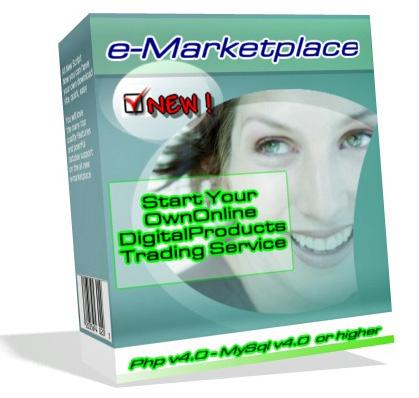 Pay for Start E- MARKETPLACE DIGITAL PORTAL eCommerce Site