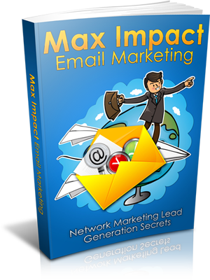 Pay for Max Impact Email Marketing