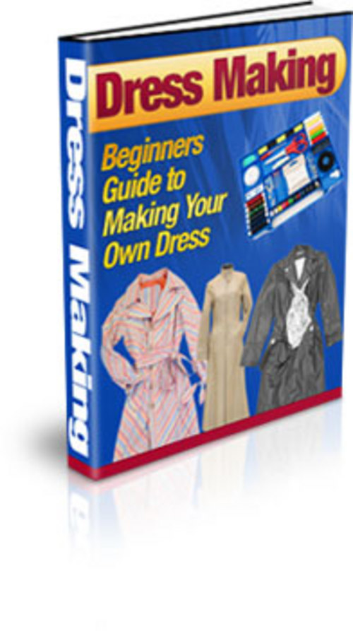Pay for How to Make a Dress  - MMR