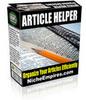 Thumbnail Article Helper (MRR)