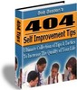 Thumbnail 404 Self Improvement Tips (mrr)