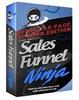 Thumbnail Sales Funnel Ninja Download Page Builder (MRR)