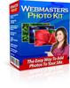 Thumbnail Webmasters Photo Kit (MRR)