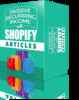 Thumbnail Passive Recurring Income with Shopify (MRR)