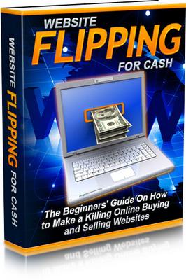 Pay for Website Flipping For Cash (MRR)