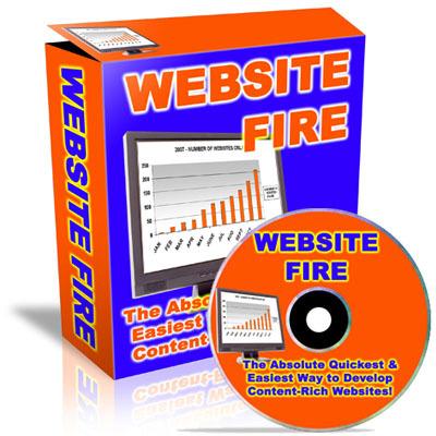 Pay for Website Fire (PLR)
