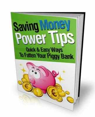 Pay for Saving Money Power Tips (mrr)