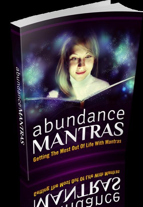 Pay for Abundance Mantras (MRR)