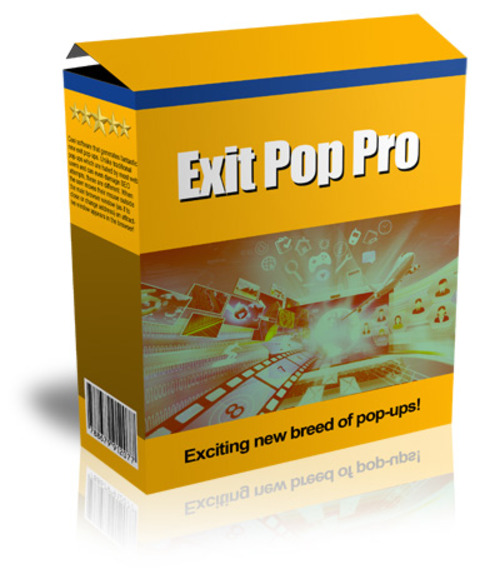 Pay for Exit Pop Pro (MRR)