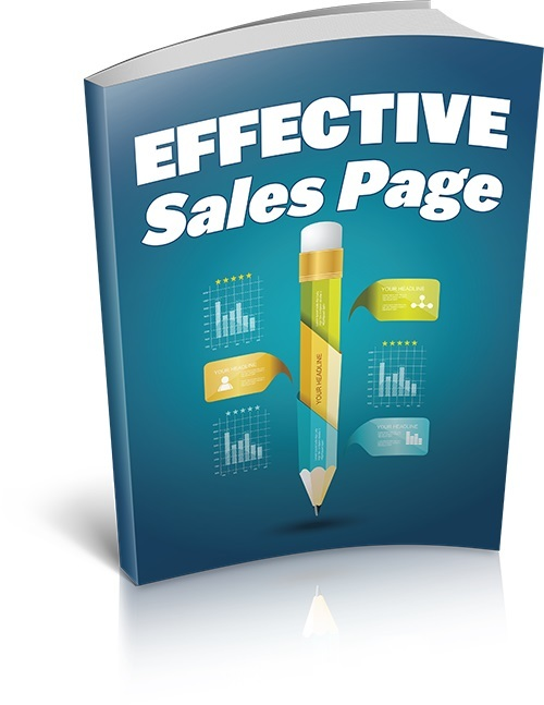 Pay for Effective Sales Page (MRR)