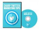Thumbnail Sharp Twitter Marketing Tips (Video)