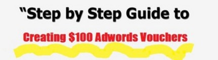 Thumbnail  $100 Adwords Vouchers Unlimited