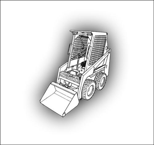 pay for download bobcat 741 742 742b 743 743b 743ds repair manual