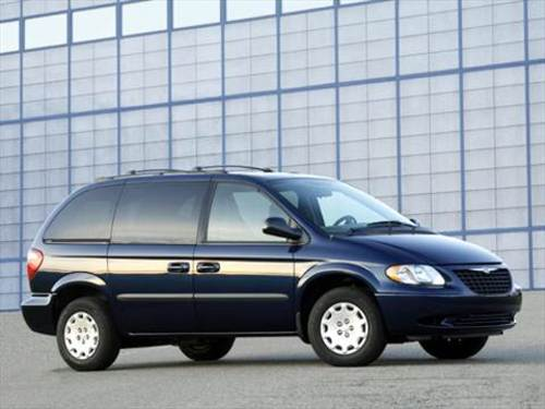 Pay for DOWNLOAD 2004 Chrysler Town & Country Repair Manual