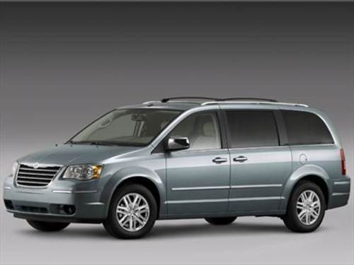Pay for DOWNLOAD 2008-2009 Chrysler Town & Country Repair Manual