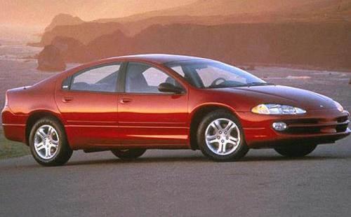 Pay for DOWNLOAD 2002-2003 Dodge Intrepid Repair Manual