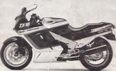 Thumbnail Kawasaki Motorcycle 1988-1990 Ninja_ZX-10 Service Manual