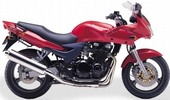 Thumbnail Kawasaki Motorcycle ZR7S ZR750-H1 2001  service manual