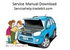 Thumbnail Yamaha ATV YFM660FP Grizzly 2002 service manual