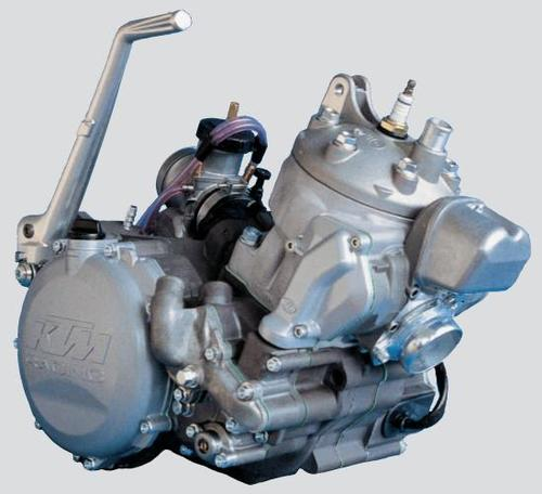 Ktm 250 300 380 Sx Mxc Exc Engine 1998-2003