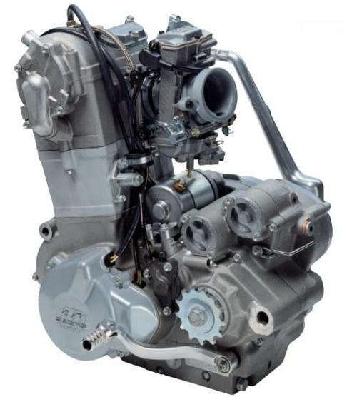 Suzuki Atv Engine