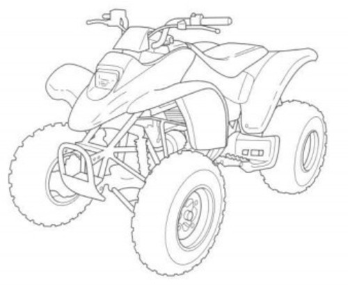 Honda Trx250ex Sportrax 2001-2005 Service Repair Manual